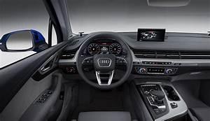 Audi Q7 Interieur : audi q7 e tron plug in hybrid mit quattro antrieb ~ Nature-et-papiers.com Idées de Décoration