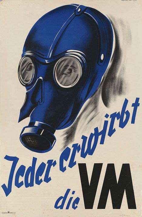 aphoristic german vm  civilian gas mask