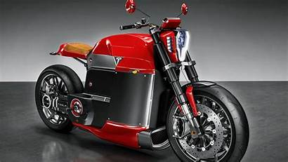 Tesla Motorcycle Concept Electric Wallpapers Ultra 4k