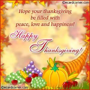 happy thanksgiving greetings ecardcorner
