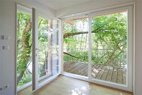 Edle Fenster Aus Kunststoff, Holz & Alu-kombination