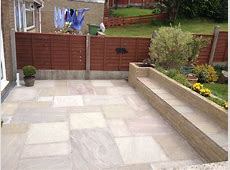 Indian Stone Patio in Brierfield