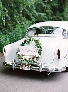 Deko Auto Hochzeit : retro klassisch romantisch und schickes auto deko ~ A.2002-acura-tl-radio.info Haus und Dekorationen