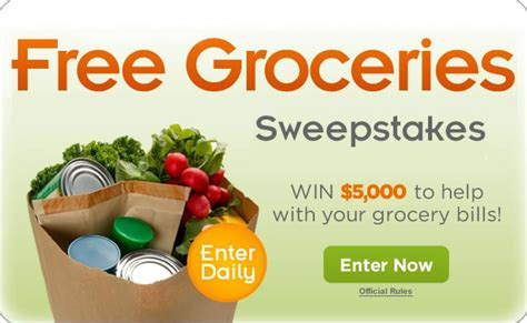 recipe sweepstakes recipe com 5 000 free grocery money giveaway ends 8 14 11 practicalwaystosavemoney com