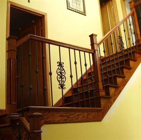 re d escalier garde corps et barreaux en fer forg 233