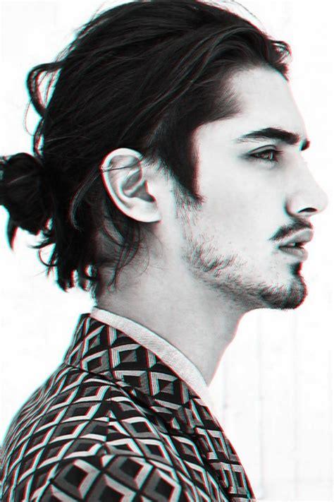 cheveux long homme ma coupe est parfaite