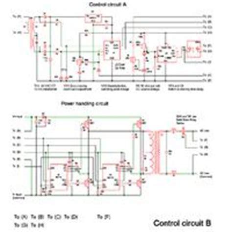 diy grid tie inverter schematic of tie