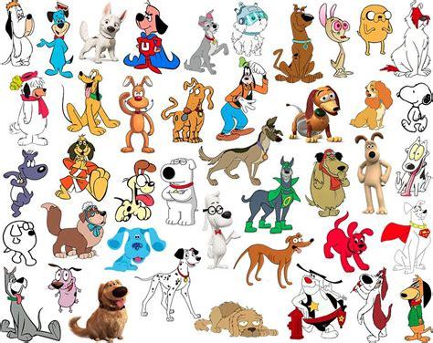 Find The Cartoon Dogs Quiz