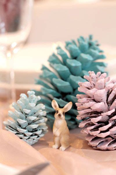 deco de table de noel diy pas cher  facile