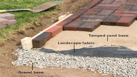 paving stones for patios landscape edging ideas brick