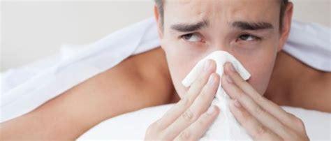 Allergie Durch Schlechte Schlafzimmerhygiene