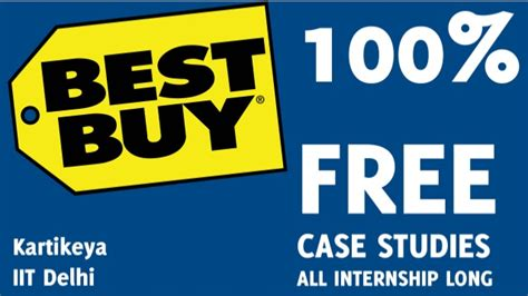 Best Buy Chagne Best Buy A Marketing Study