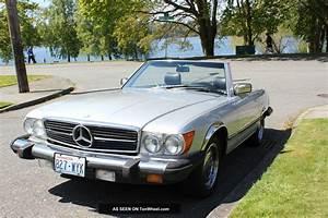 1984 Mercedes - Benz Sl