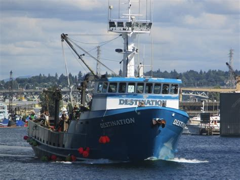 Alaskan Fishing Boat Captain by Disappearance Of Seattle Based Crab Boat Crew A Mystery