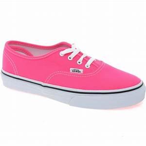 Vans For Girls Pink