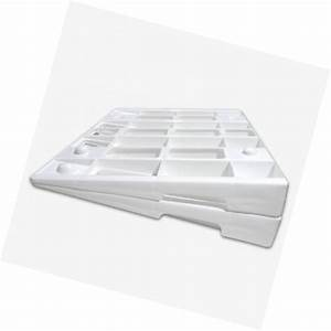 Elevated mattress solution 3 to 6 inches bed wedge acid for Elevated mattress wedge