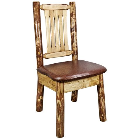 log table and chairs log dining chairs kitchen chairs bar stools rustic