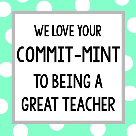 kitkat mint appreciation gifts bar gift tags squared