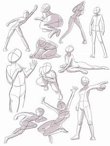 1000+ images about Poses on Pinterest | Gesture drawing ...