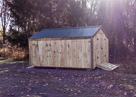 wood storage shed kits post  beam shed kits