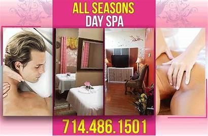 Spa Ad Seasons Massage Season