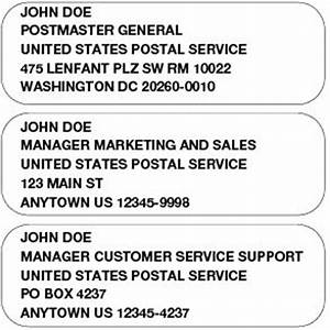 27 United States Postal Service Addresses | Postal Explorer