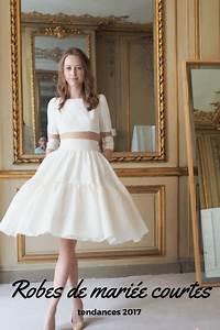 Robe Mariage 2018 : robe mariage courte 2018 ~ Melissatoandfro.com Idées de Décoration