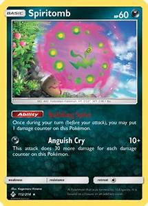 Spiritomb | Unbroken Bonds | TCG Card Database | Pokemon.com