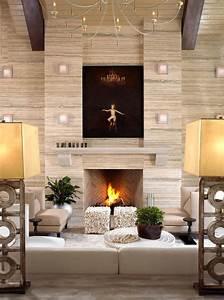 18, Trending, Scandinavian, Fireplace, Design, Ideas