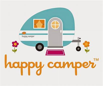 Clipart Campers Camper Happy Camping Funny Cards