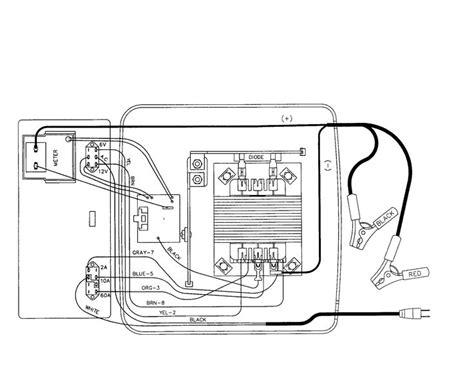 Schumacher Battery Charger Wiring Diagram Scwam