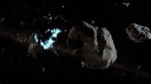 Asteroid Field - Empire Strikes Back [1080p HD] - YouTube