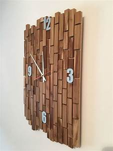Uhrwerk Selber Bauen : die besten 25 uhr holz ideen auf pinterest rustikale ~ Lizthompson.info Haus und Dekorationen