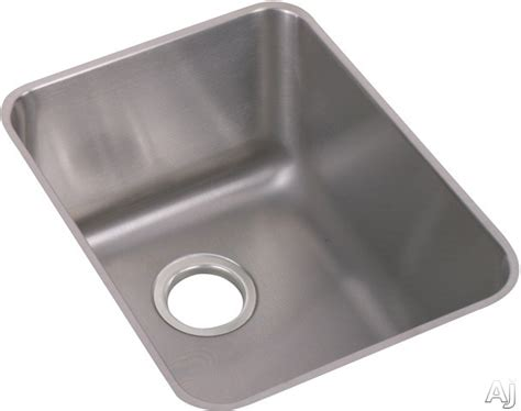 Stainless Steel Laundry Sink Undermount by Elkay Plauh141810 17 Inch Undermount Single Bowl Stainless