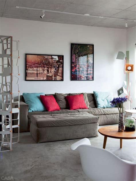 square meter apartment   continuous layout