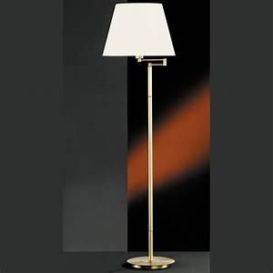 Stehlampe Brauner Schirm : schmucke schwenkbare stehlampe ~ Markanthonyermac.com Haus und Dekorationen