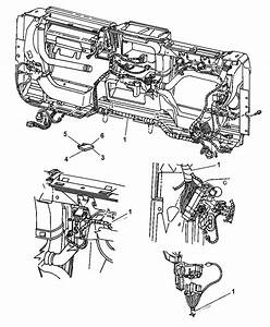 2001 Jeep Wrangler Fuse Box : 56010108aj genuine mopar wiring instrument panel ~ A.2002-acura-tl-radio.info Haus und Dekorationen