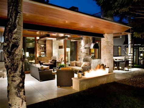 outdoor kitchen lighting ideas pictures tips advice hgtv