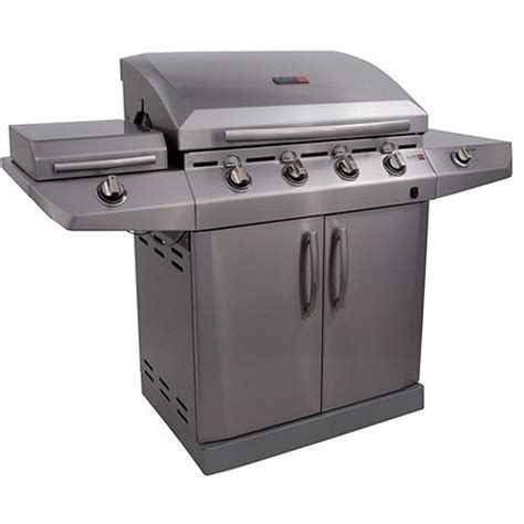 Char Broil Char Broil Tru by Char Broil Performance Tru Infrared T 47d 4 Burner Gas