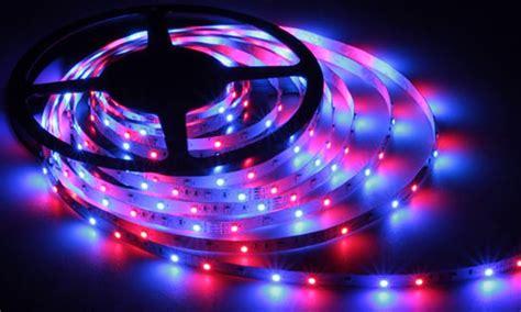korting woningdecoratie led lichtstrips groupon goods