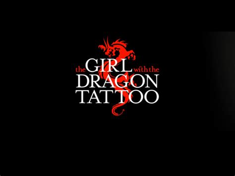 girl   dragon tattoo  niels arden oplev