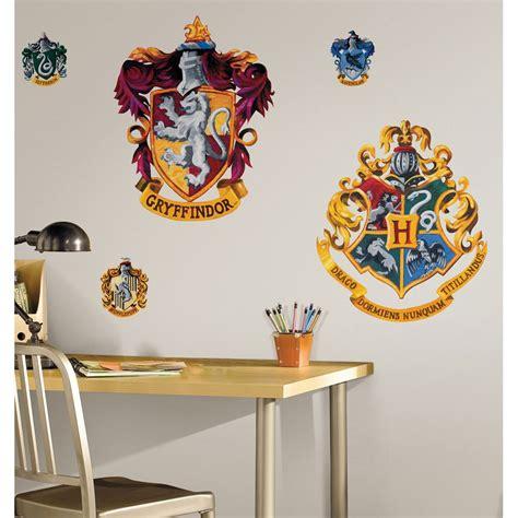 Shop a wide variety of kids wall decor today. Harry Potter HOGWARTS HOUSE CREST WALL STICKER SET - Gryffindor Slytherin Decor | eBay
