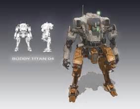 Titanfall Mech Concept Art | www.pixshark.com - Images ...