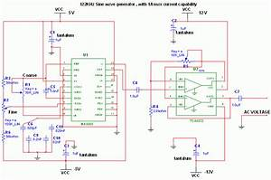How To Build Adjustable High  Low Frequency Sine Wave