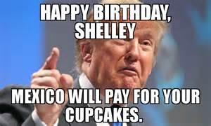 Shelley Happy Birthday Memes
