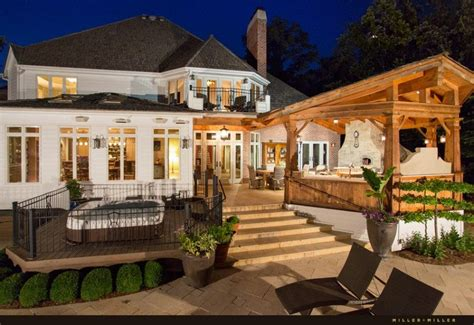Small Decks And Patios Pictures by 27 Extensive Multi Level Decks For Entertaining Large Parties