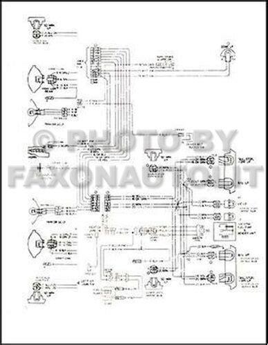 Chevy Truck Wiring Diagram Pickup Suburban Blazer