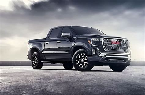2019 gmc 6 cylinder diesel new 2019 gmc 1500 gets carbon fiber bed and a wacky