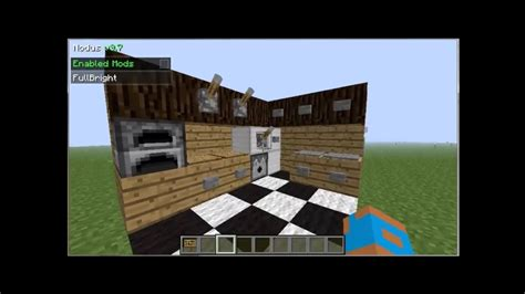 minecraft cool furniture ideas youtube