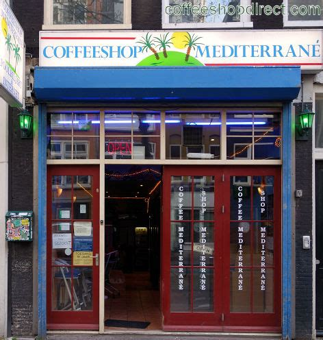 mediterrane amsterdam coffeeshop directory